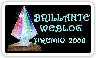 brillianteweblog award